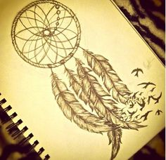 I want a dream catcher tattoo