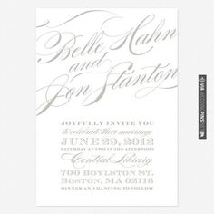 So awesome - invites | CHECK OUT MORE IDEAS AT WEDDINGPINS.NET | #weddings #weddingplanning #coolideas #events #forweddings #weddingplaces #romance #beauty #planners #weddingdestinations #travel #romanticplaces #eventplanners #weddingdress #weddingcake #brides #grooms #weddinginvitations