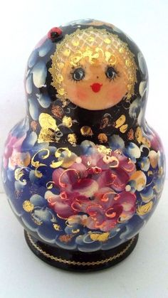 10 PC.MATRYOSHKA MUSEUM QUALITY   Russian Wooden(Nesting Doll) Made in Russia