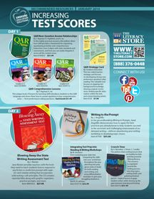 standardized test writing prompts Sample writing prompts fall 2009 released for classroom use a note about these prompts  as the state test approaches, teachers may create an.