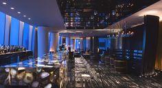 Four Seasons Hotel Guangzhou Bar Lounge Design, Club Design, Shanghai Tower, Interior Fit Out, Interiors Magazine, Four Seasons Hotel, Guangzhou, Commercial Design, Restaurant Design