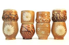 Kyle Carpenter Pottery | Kyle Carpenter | Pottery-Cups/Mugs/Yunomi/Tumblers XVII | Pinterest