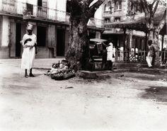 Fruit Seller, Fort de France, Martinique, 1930