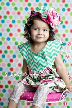 Marie Dress  or Top Pattern Size 12m7/8y PDF by TheMeanPrincess, $7.95