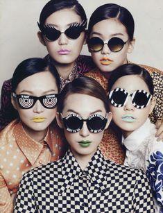 sunnies gang, Sunglasses After Dark.....