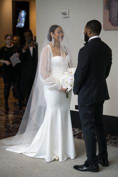 Plus Wedding Dresses, Elegant Wedding Dress, Plus Size Wedding, Chic Wedding, Bridal Dresses, Wedding Gowns, New York Wedding, African Wedding Attire, African Wear Dresses
