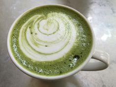 """Transformation Tuesday - inside out. Life on Purpose looks like Body.Mind.Soul and right now, Matcha. Think of it as the """"healthy espresso of green tea"""". Healthy and espresso in the same sentence, sign me up...more on the blog♥"""