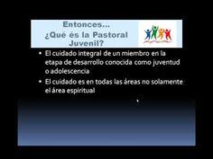 """Conferencia """"Introduciéndonos a la Pastoral Juvenil. Conferencia 1 del curso Fundamentos de Pastoral Juvenil."""