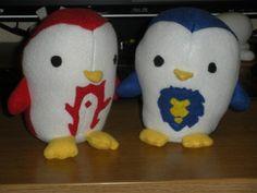 World of Warcraft penguins