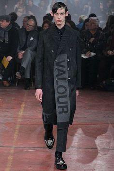 Alexander McQueen, Look #4