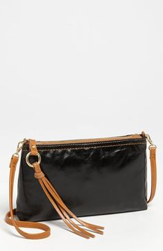 $98, Darcy Leather Crossbody Bag by Hobo. Sold by Nordstrom. Click for more info: http://lookastic.com/women/shop_items/138087/redirect