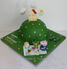 Wilton Peppa Pig Cake Tin