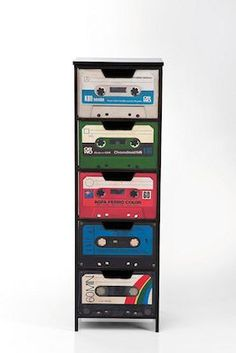 Kare cassette cabinet from Urban Outfitters
