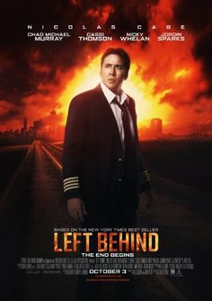 #LeftBehind will open to 4.2M