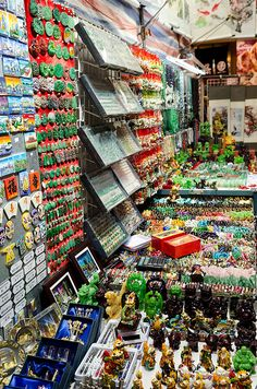 The stalls at Ladies' Market, in Mong Kok,,have a lot to offer...    Ladies Market by brilliantboy08, via Flickr