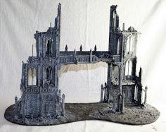 Warhammer In Progress: Scenery Terrain - 4 Story Basilica Administratum