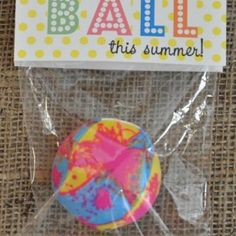 Have a BALL this summer!