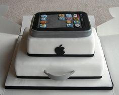 iPad Photo Cake