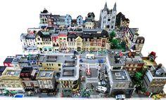 Lego Castor city