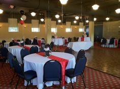 Hollywood Graduation Party at the Newberry Firehouse Conference Center.