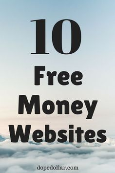 Need free money? Here are 10 websites that give you free money now. Check it out!