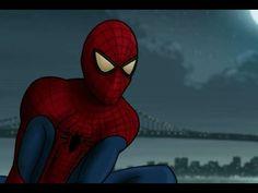 Como El Asombroso Hombre Araña Deberia Haber Terminado - YouTube