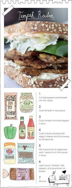 12 Vegan Potluck Pic