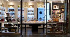 dash design Redesigns Godiva Store in Metlife Building