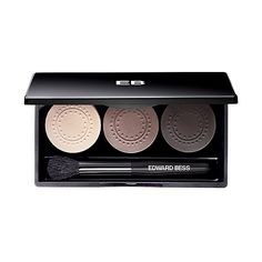 Edward Bess Expert Edit Eyeshadow Trio (72 AUD) ❤ liked on Polyvore featuring beauty products, makeup, eye makeup, eyeshadow, beauty, edward bess, palette eyeshadow, edward bess eyeshadow, mineral eye shadow and mineral eyeshadow