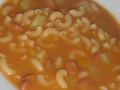 Receita de Sopa deliciosa .:. Kitchenet .:. Livro de culinária do aeiou