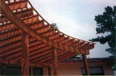 Pergola For Small Backyard Referral: 2000401340 Hot Tub Pergola, Curved Pergola, Metal Pergola, Deck With Pergola, Outdoor Pergola, Cheap Pergola, Covered Pergola, Patio Roof, Pergola Plans