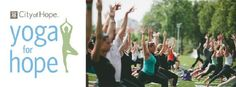 """Indulge your yoga passion for good with """"Yoga for Life,"""" a fundraiser for Seattle's City of Hope, on July 19th in Capitol Hill at St. Mark's Cathedral."""