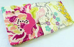 Handmade Long Wallet  BiFold Clutch #sewing