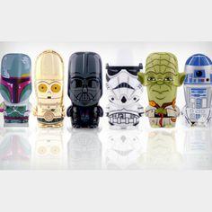Star Wars Flash Drives : $18 + Free S/H