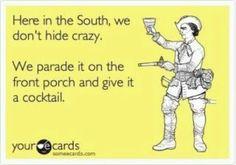 We don't hide crazy.