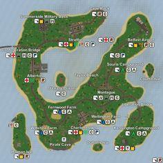 unturned washington map