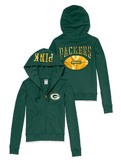 Green Bay Packers Zip Hoodie https://www.fanprint.com/licenses/green-bay-packers?ref=5750