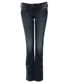 I absolutely love Silver Jeans. They make my ass look amazing, and they are so comfortable for my shape (heavy pear). I will never find a better fit of Jeans.