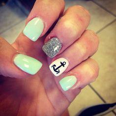 Cute tween nails