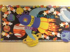 Space Themed Classroom | Monday, September 24, 2012