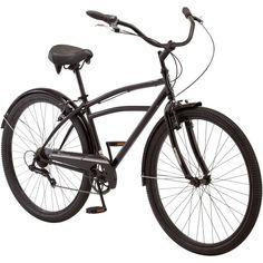 bb3fae63c51 Schwinn 29' Men's Midway Cruiser Bike, Black
