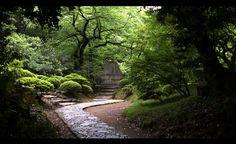 A walk in Koishikawa Korakuen by ~HatakeNiwa on deviantART