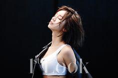 Hyeri (Girl's Day) - Look Magazine vol. Lee Hyeri, Girl's Day Hyeri, Look Magazine, Girl Sday, Daisy Girl, Daily Look, Kpop Girls, Short Hair Styles, Vogue