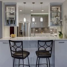 If you now live in the condominium and want to remake your kitchen, you got the right place. We provide you with some of the best models and designs of the condo kitchen remodel. Small Condo Kitchen, Condo Kitchen Remodel, Kitchen Remodel Pictures, Kitchen Decor, Kitchen Remodel Before And After, Kitchen Cabinets, Kitchen Island, Condominium, Kitchen Designs