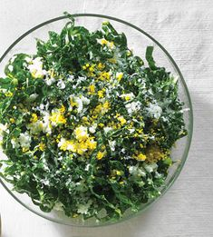 Tuscan Kale Caesar Slaw  The crisp-tender texture and robust flavor of thinly sliced Tuscan kale stands up to the tart, Caesar-like dressing of this hearty slaw.