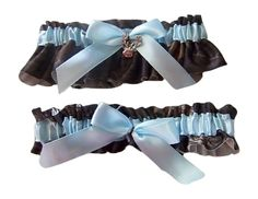 Mossy Oak Garter Set Something BLUE Camo Keepsake/Toss Garters 2PC Mad – Camo Chique