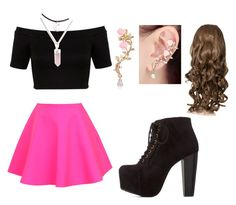 """""""Untitled #28"""" by angiegflores ❤ liked on Polyvore"""