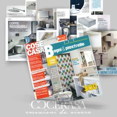 This is the September press review: everyone talks about us. #cerasa #home #design #bathroom #interiordesign #homedesign