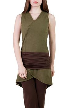 #Farbbberatung #Stilberatung #Farbenreich mit www.farben-reich.com Ajna Design Silfo Damen Kleid olive grün mit olive braunem Gürtel/Schal SET Größe S Ajna-design http://www.amazon.de/dp/B00U6C5UCA/ref=cm_sw_r_pi_dp_Quh3wb14NRFAG
