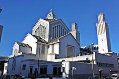 Cathédrale Saint-Pierre de Rabat. Construction started in 1919 / Architecte Adrien Laforgue